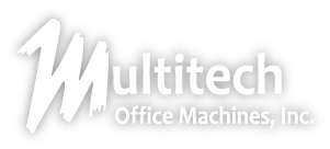 Multitech Office Machines logo